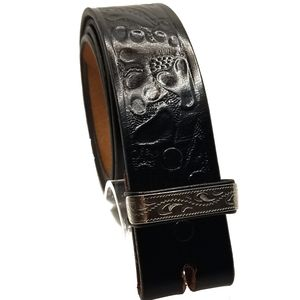 Justin belt strap